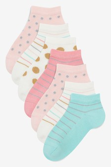 Pretty Socks Seven Pack (Older)