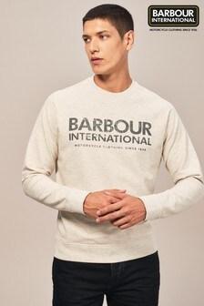 Barbour® International Radial Crew Sweat