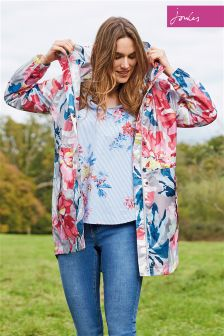 Joules Grey Whitstable Golightly Jacket