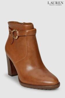 Lauren Ralph Lauren® Laletta Heel Ankle Boot