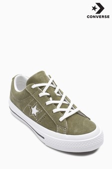 Converse Khaki One Star