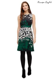 Phase Eight Multi Annie Abstract Spot Dress