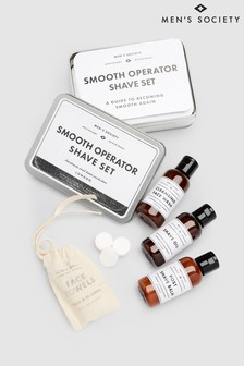 Mens Society Smooth Operator Shave Kit