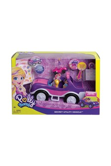 Polly Pocket S.U.V. Secret Utility Vehicle