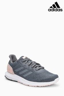 Серые беговые кроссовки adidas Cosmic 2