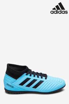 adidas Hardwired Blue Predator Cuff Turf Junior & Youth Football Boots