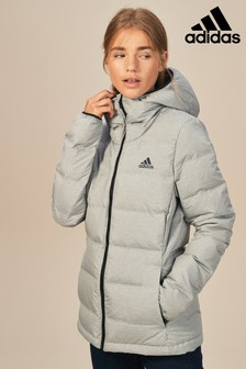 adidas Grey Helionic Jacket