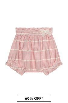 Paz Rodriguez Baby Girls Pink Bloomers