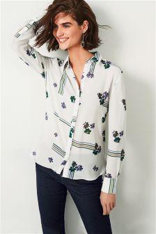 Floral Soft Shirt