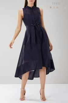 Coast Blue Giorgia Shirt Dress