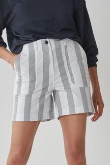 Chino Utility Boy Shorts