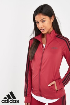 adidas D2M 3 Stripe Track Top