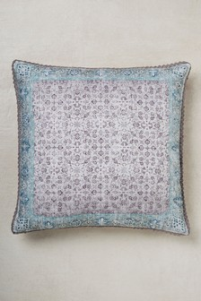 Distressed Print Cushion