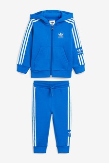 adidas Originals Infant Blue Superstar Tracksuit