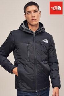 The North Face® Black Himalayan Zip Through Hoody