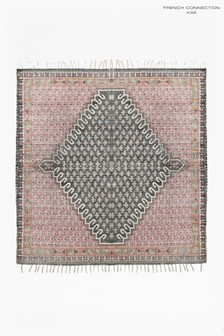 French Connection Poppy Field Square Rug