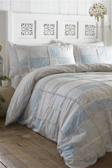 Appletree Surat Duvet Cover and Pillowcase Set