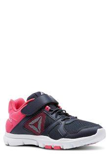 Reebok Gym Black/Pink Your Flex Velcro