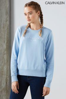 Calvin Klein Blue Halia Sweatshirt