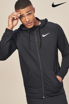 Nike Gym Black Training Hoody