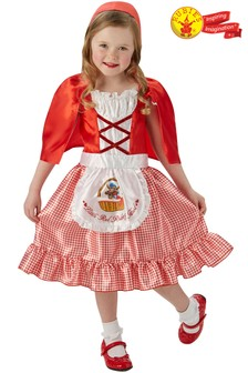 Rubies Little Red Riding Hood Fancy Dress Costume
