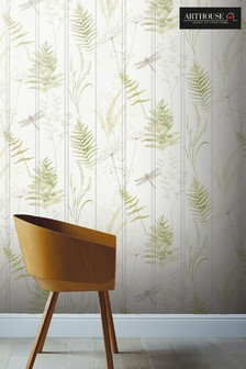 Arthouse Nature Panel Wallpaper