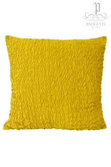 Riva Home Textured Velvet Cushion