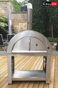 Large Stainless Steel Outdoor Pizza Oven By Callow