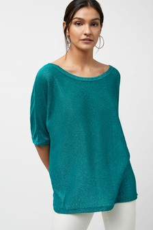 Sparkle Knit Top
