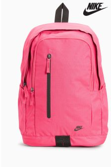 Nike Pink All Access Soleday Backpack