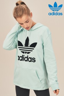 adidas Originals Green Hoody