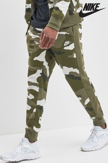 Nike Club Camouflage Joggers