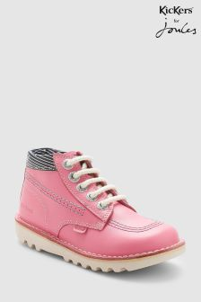 Kickers® Joules Pink Kick Hi Boot