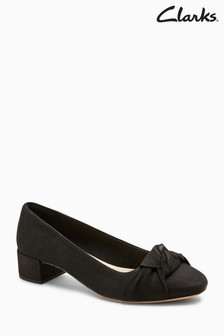 Clarks Orabella Lily Knot Court Shoe