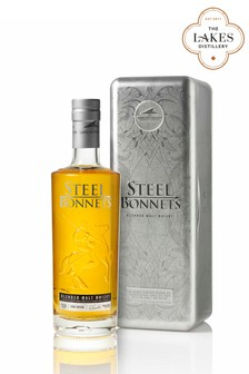 """Steel Bonnets"" Blended Malt Whisky by The Lakes Distillery"