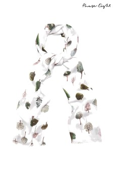 Phase Eight Multi Aspen Nature Print Scarf