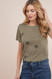 Star Burnout T-Shirt
