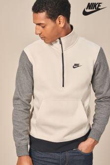 Nike Zip Fleece
