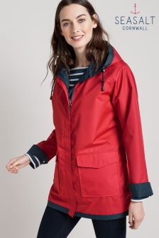 Seasalt Red Rudder The Reversible Raincoat