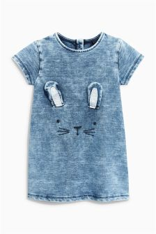 Bunny Dress (3mths-6yrs)