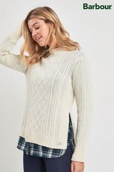 סוודר צמות Heritage Arran של Barbour®