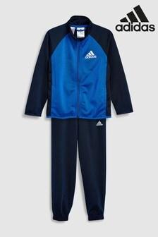 חליפת ספורט של adidas מדגם Entry בצבע נייבי