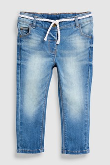 Belted Jeans (3mths-7yrs)