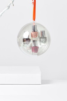 Set of 6 Nail Polish Bauble