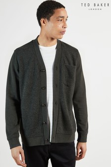 Ted Baker Byro Jersey Cardigan