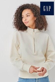 Gap Half Zip Pullover Jumper
