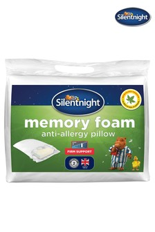 Silentnight Memory Foam Anti Allergy Pillow