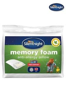 Антиаллергенная подушка с эффектом памяти Silentnight