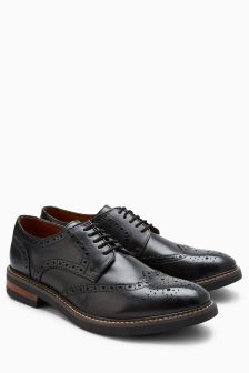 Welt Derby Brogue
