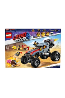 Ciężarówka LEGO® Movie 2 Emmet And Lucy's Escape Buggy 70829